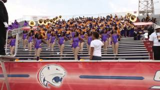 Miles College Battle of The Bands in Mobile AL