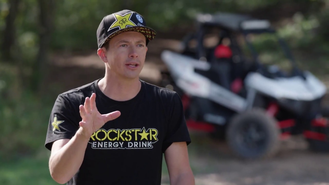 Tanner Foust Ride Review - 2018 Polaris RZR RS1