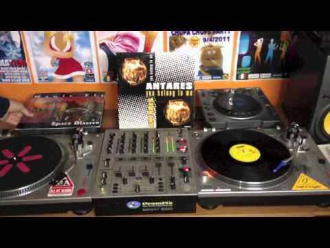 Antares - You Belong To Me (European Mix)