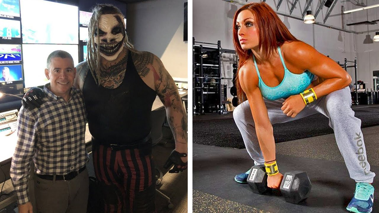 The Fiend Return...Huge Changes to WWE Roster...Ripped Becky Lynch Backstage...Wrestling News