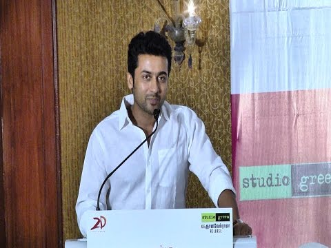 "Suriya - ""36 Vayathinile is a life altering experience"" 