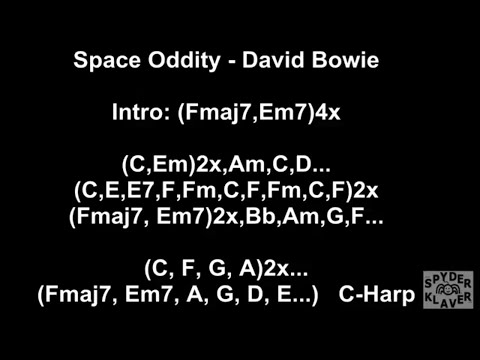 4.9 MB) David Bowie Major Tom Chords - Free Download MP3
