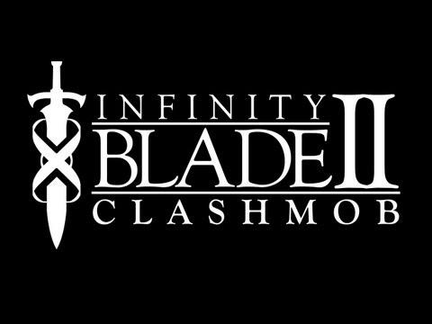 Infinity Blade II: ClashMob™ - Universal - HD Sneak Peek Gameplay Trailer