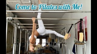 Come to Pilates with Me!   Devon Windsor