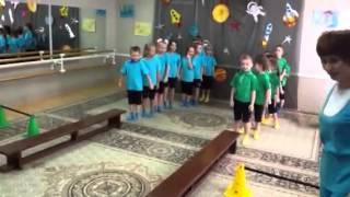видео Спортивные эстафеты