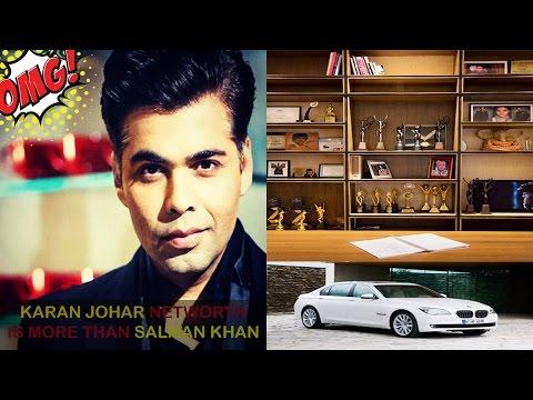 Karan johar's income - houses - cars - business - family - lifestyle