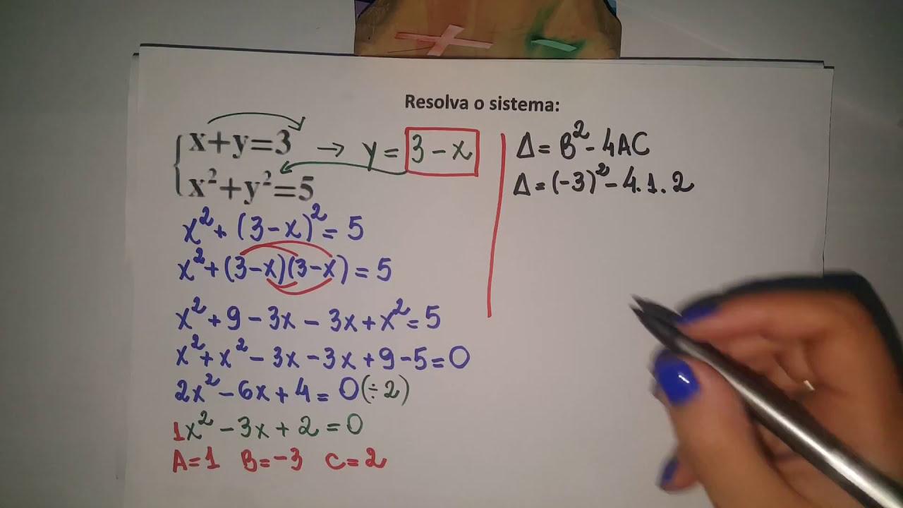 Questões sobre Equações de 1º e 2º Grau com Gabarito ...