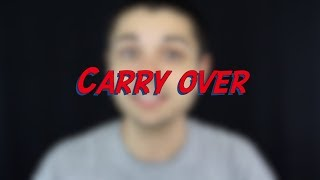 Carry over - W34D4 - Daily Phrasal Verbs - Learn English online free video lessons
