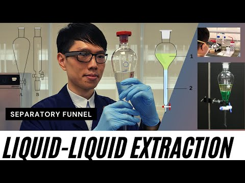 Liquid-Liquid Extraction (separation) And Drying Agent OFFICIAL