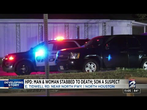 Fake Psychic Readers Stabbed To Death By Own Son In Houston