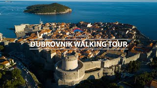 Dubrovnik City Historical Walking Tour