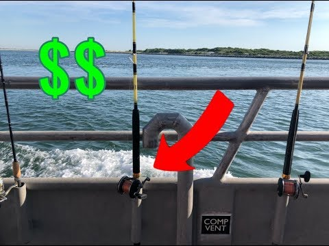 Charter Boat Fishing! Is It Worth The Money? (Craziness)