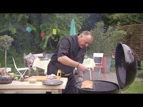 BBQvideo: Zalm bereiden op de BBQ