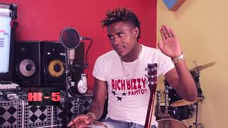 Who is telling the truth between Rich Bizzy & Kadafi? (Watch this clip) #Hi5
