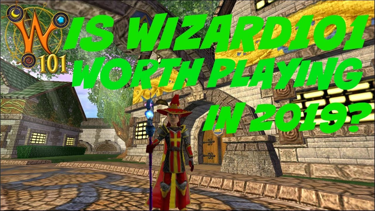 Is Wizard101 Worth Playing In 2019? - SuryaBhai
