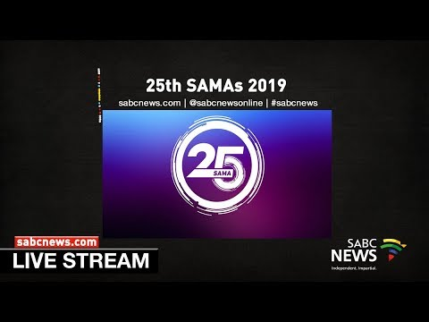 25th South African Music Awards – 01 June 2019