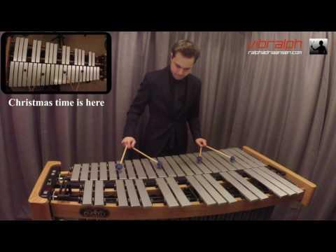Vibralph – Christmas time is here / Christmas songs for vibraphone