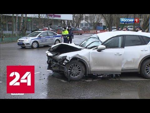 Ураган в столице: москвичей предупреждали заранее - Россия 24