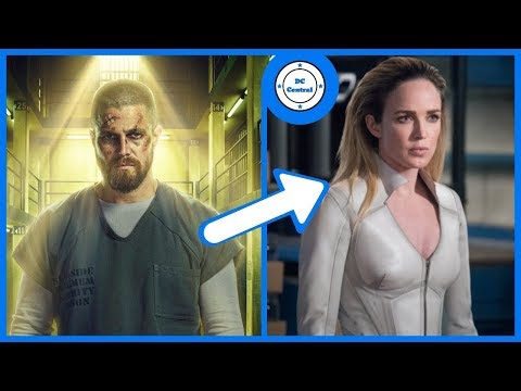 Black Siren Becomes The Black Canary! Sara Lance Returns! Lost Canary Review | Arrow Season 7 Review