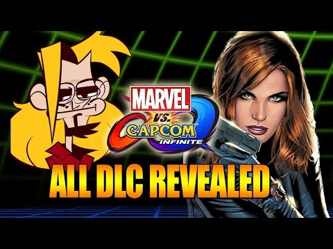 ALL DLC REVEALED - The Final Character Is...?! Marvel vs Capcom Infinite Update