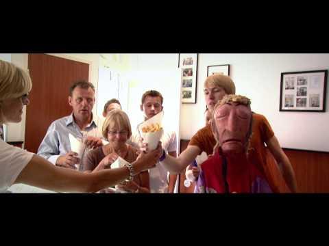 'Doe Mennene Mexicano' - Ferry van de Zaande in KermisTV 2012