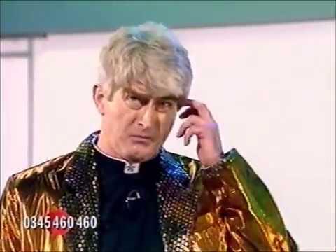 Dermot Morgan & Ardal O'Hanlon's Father Ted segment Comic Relief, 1997