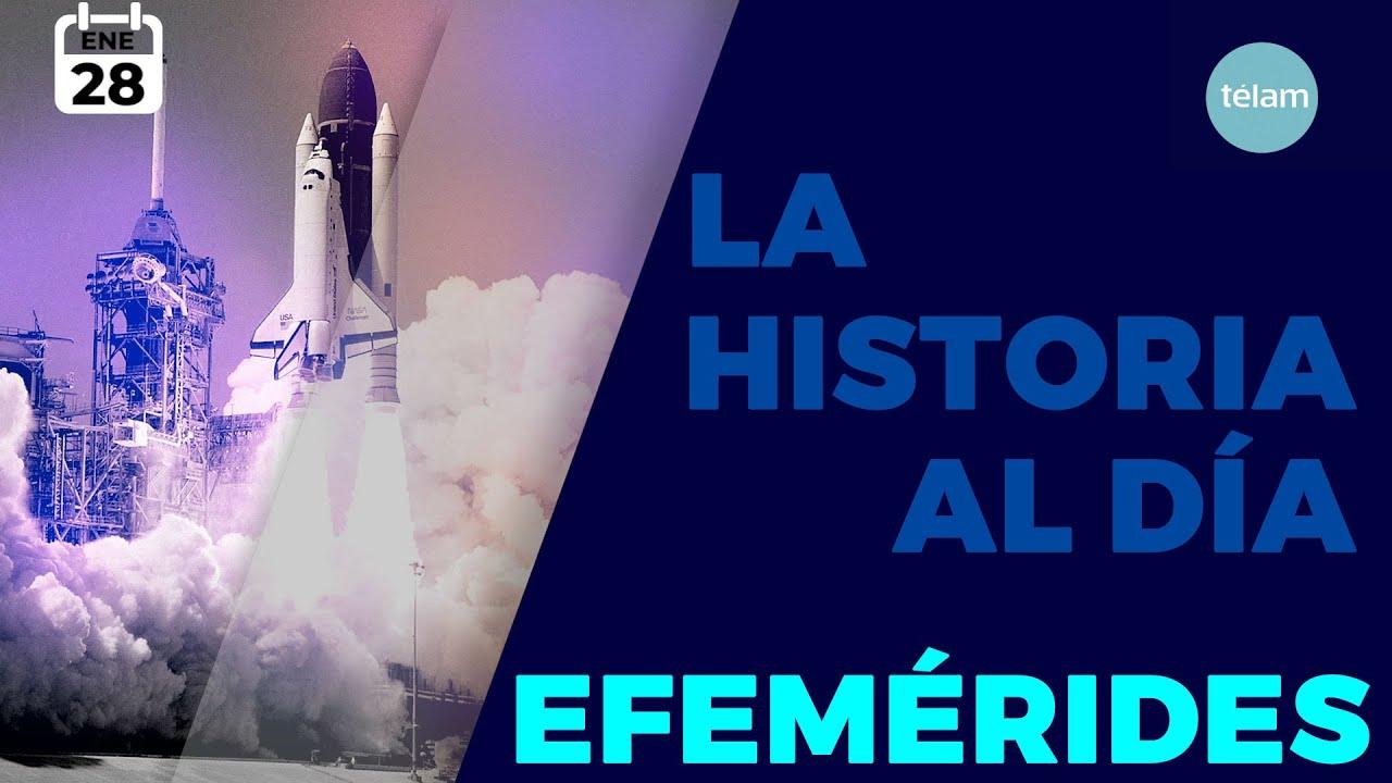 HISTORIA DEL DIA (EFEMÉRIDES 28 ENERO)