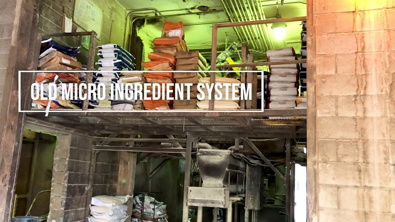 Micro Ingredient System - When It's Time To Upgrade