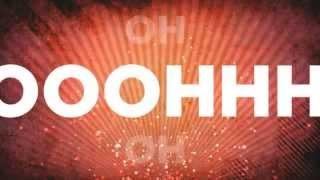 The Saturdays - Wildfire (Lyric Video)