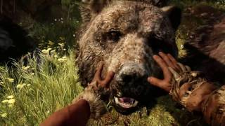 Far Cry Primal Zoo -  All the Tameable Beasts Gameplay