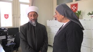 The nun and the Imam who work together for Lebanon's most vulnerable