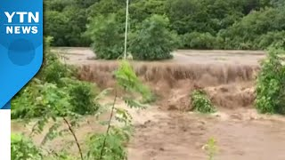 [뉴있저] 철원 한탄강 범람 비상...인근 주민 긴급 대피 / YTN