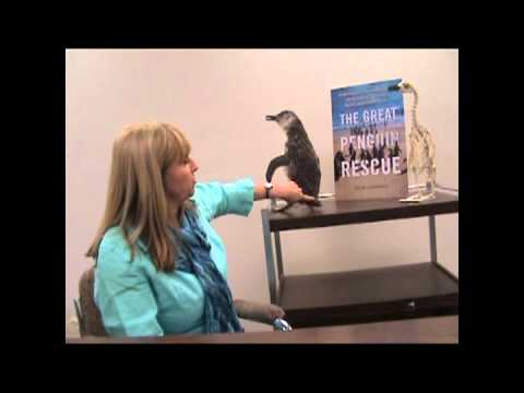 Open Here episode 1 Penguin Lady segment Part 3