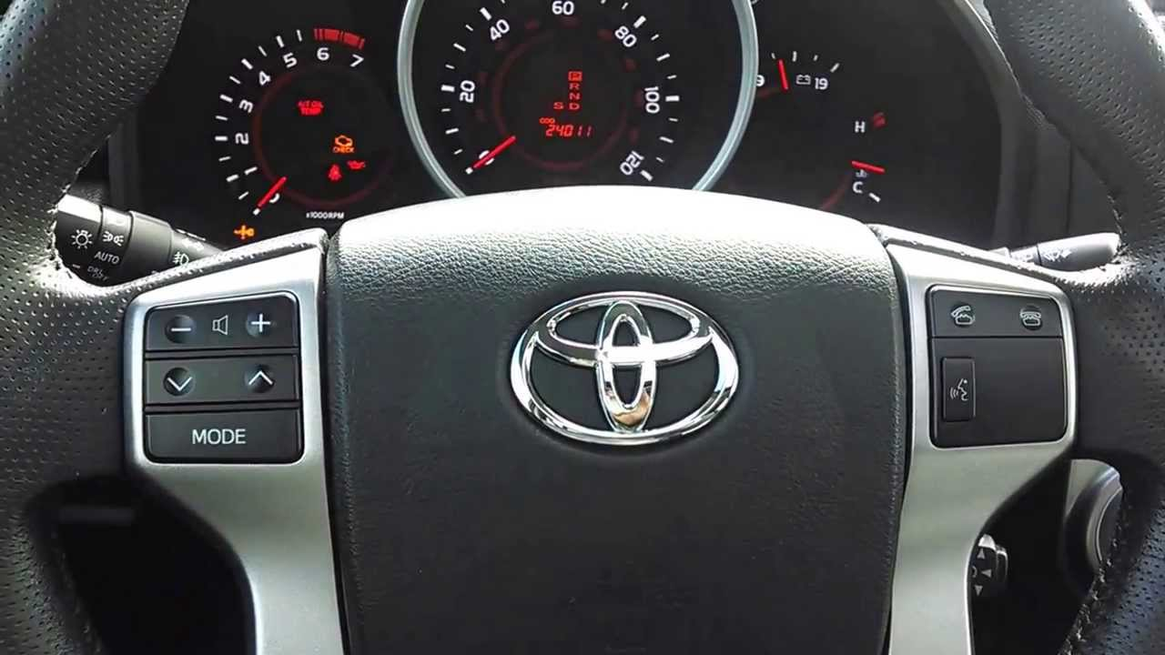 toyotum steering wheel [ 1280 x 720 Pixel ]