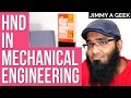 How to Get into Masters in Engineering in Canada with HND in Mechanical Engineering ?
