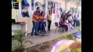 Prepa UAS san blas dia del estudiante con Jorge Valdez
