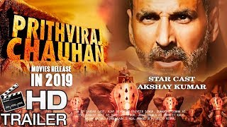 Prithviraj Chauhan Trailer | Fan Made | Akshay Kumar As Prithviraj Chauhan | Bollywood Movie