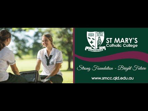 St Mary's Catholic College 30 Years