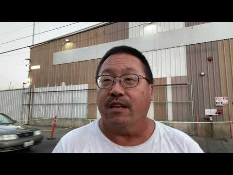 Oakland Heat Related DEATH At Operation HomeBase Trailer Park by Derrick Soo