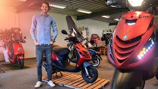 2019 PIAGGIO ZIP SP TRENTO MATROOD INJECTIE - CUSTOM