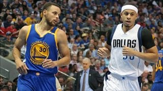Stephen Curry vs Seth Curry! Seth Starts Against Brother! Warriors vs Mavericks