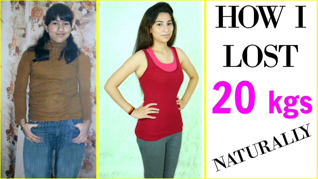How I Lost 20 Kgs Naturally – 100% Effective Weight Loss Drink | Anaysa