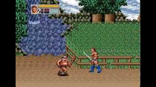Mega Drive Longplay [309] Golden Axe III (a)