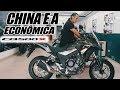 TODA A ECONOMIA DA HONDA CB 500X - MOTO.com.br