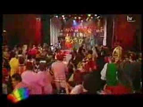 Stephen Folkers & Edina Pop  Dschinghis Khan Medley