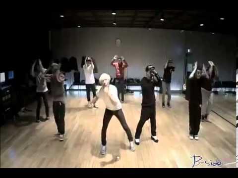 BIGBANG  ファンタスティックベイビー振り付け