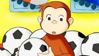 George O Curioso 🐵George Toma Uma Atitude 🐵Jorge O Macaco Curioso 🐵Desenhos Animados