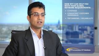 Providing global network solutions to organisations