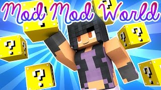 Minecraft | Lady Luck | Mod Mod World Ep.8 [Roleplay]