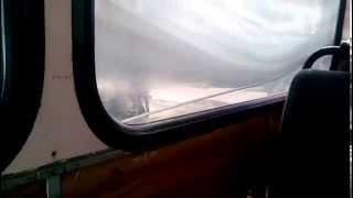 Стекла в Саратовском автобусе(Маршрут 18д., 2014-07-14T11:35:25.000Z)